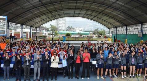 Grand succès pour les Rencontres de l'Aéropostale 2017 à Lima