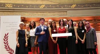 Beau palmarès pour les élèves des lycées français du monde au concours général 2017
