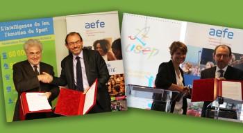 L'AEFE s'associe à l'USEP et à la Fédération française des échecs