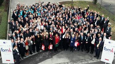Photo : FOMA 2013 à Vienne (Autriche)