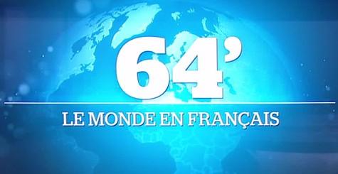 Zoom sur les lycées français du monde dans le journal 64' de TV5MONDE