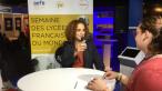 J1 de #SemaineLFM : 3 questions à Leïla Slimani par les élèves du Grand Lycée franco-libanais de Beyrouth